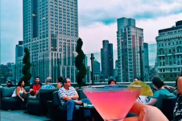 Rooftop em Nova York Monarch Rooftop