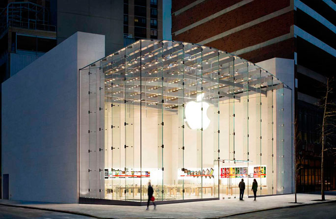Apple - Nova York