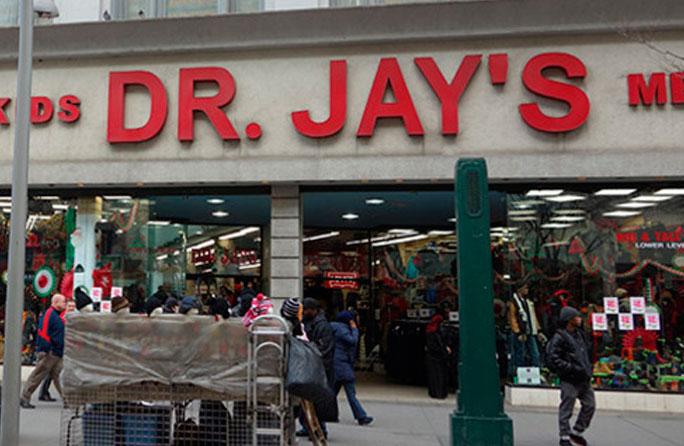 Dr Jays
