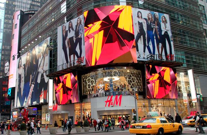 H&M - Onde comprar em Nova York